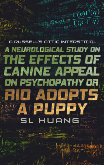Rio Adopts a Puppy (Russell's Attic Interstitial)