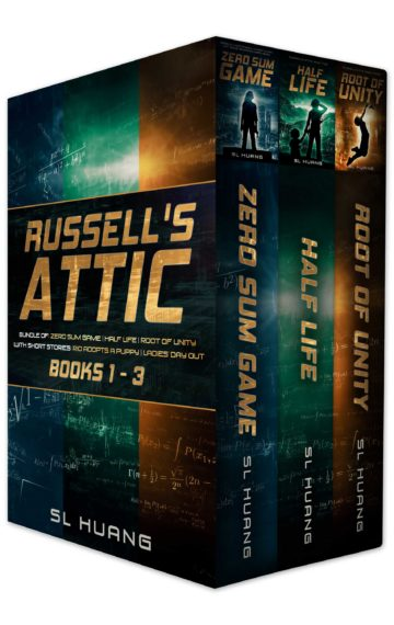 Russell's Attic Books 1-3