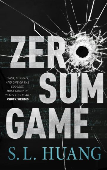 Zero Sum Game (Cas Russell #1)